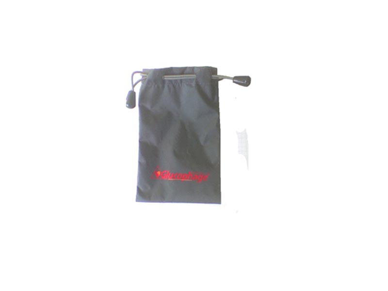 Bolsa simple de genero impermeable, colo...